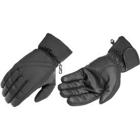 River Road Boreal TouchTec® Leather Motorcycle Gloves