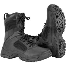 River Road Guardian Tall Motorcycle Boots