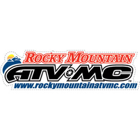 Rocky Mountain ATV/MC Sticker