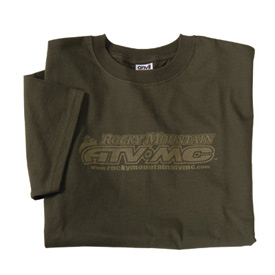 Rocky Mountain ATV/MC Logo T-Shirt