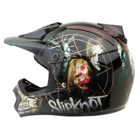"Rockhard Slipknot ""Nine"" Helmet"