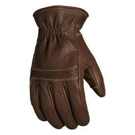 Roland Sands Design Wellington Leather Gloves