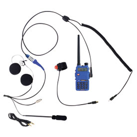 Rugged Radios RH5R Motorcycle/ATV Radio Kit