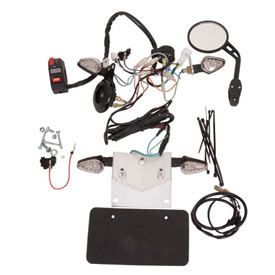 Ryco Enduro Lighting Kit