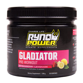 Ryno Power Gladiator Pre-Workout Powder