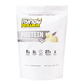 Ryno Power Vanilla Protein Powder