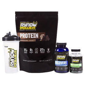 Ryno Power Body Builder Stack - Chocolate
