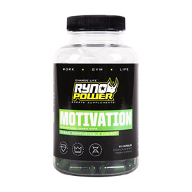 Ryno Power Motivation Capsules