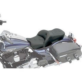 Saddlemen Road Sofa Low Profile Deluxe Touring Seat