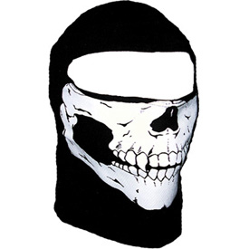 Schampa Skull Balaclava   ATV   Rocky Mountain ATV/MC