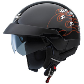 Scorpion EXO-100 Spitfire Open-Face Motorcycle Helmet