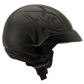 Scorpion EXO-100 Tribal Open-Face Motorcycle Helmet