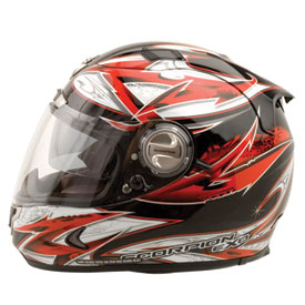 Scorpion EXO-1100 Street Demon Motorcycle Helmet