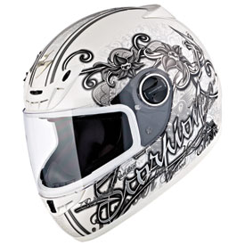 Scorpion EXO-400 Ann Ladies Motorcycle Helmet