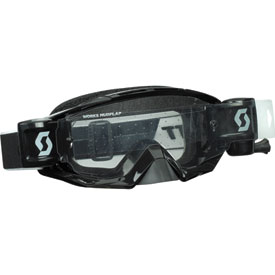 Scott Tyrant Works Film System Goggle 2013