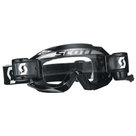 Scott Hustle Works Film System Grid Goggle