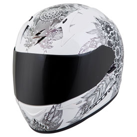 Scorpion Women's EXO-R320 Dream Helmet X-Large White