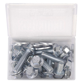 Screwed Industries Flange Body Bolt Kit