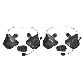 d731b08feca Sena SPH10-FM Bluetooth Headset and Intercom for Half Helmets ...
