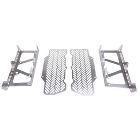 7602 Racing Radiator Braces with Guards