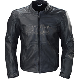 Shift Vendetta Leather Motorcycle Jacket