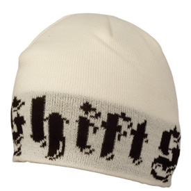 Shift Text Beanie