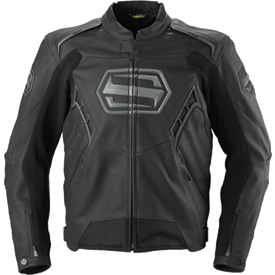 Shift Octane Leather Motorcycle Jacket