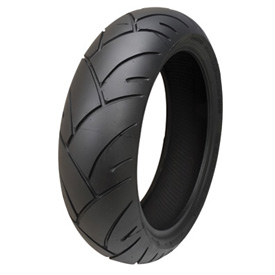 Shinko 005 Advance Smoke Bomb Rear Motorcycle Tire