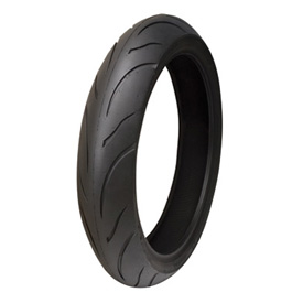 Shinko 011 Verge Front Motorcycle Tire