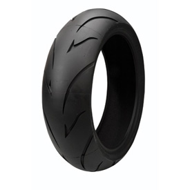 Shinko 011 Verge Rear Motorcycle Tire