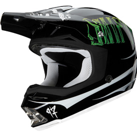 Shift Revolt Youth Helmet 2012