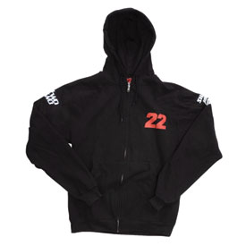 Shift 22 Zip-Up Hooded Sweatshirt
