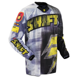 Shift Faction Camo Jersey 2012