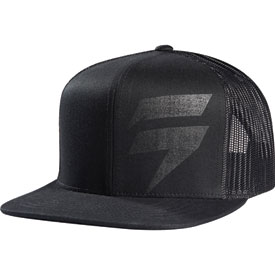 Shift Grit Mesh Snapback Hat