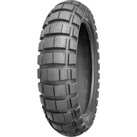 shinko e 805 rear dual sport motorcycle tire dirt bike rocky