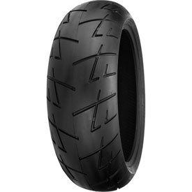 Shinko 009 Raven Rear Motorcycle Tire