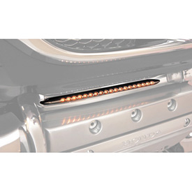 Show Chrome Accessories GL1800 Amber Opera Light Set