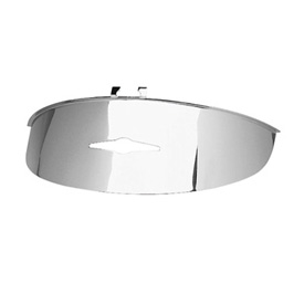 Show Chrome Accessories Celestar Headlight Visor