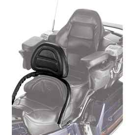 Show Chrome Accessories GL1500 Driver Backrest Pad Set