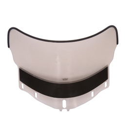 Show Chrome Accessories GL1800 Euro Sport Windshield