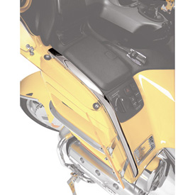 Show Chrome Accessories Fairing Face Molding