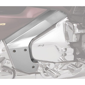Show Chrome Accessories Frame Cover