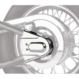 Show Chrome Accessories Rear Axle Cover