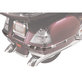 Show Chrome Accessories Saddlebag & Trunk Taillights