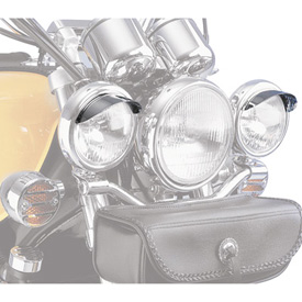 Show Chrome Accessories Spotlight Visors