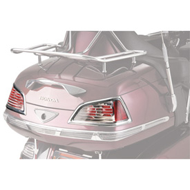 Show Chrome Accessories Trunk Lights