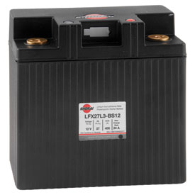 Shorai Lithium-Iron Battery LFX27L3-BS12