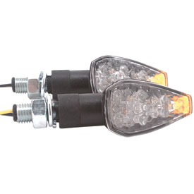 Sicass Racing Universal Mini Stalk Flex LED Turn Signals