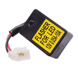 Sicass Racing Smart Flasher LED Turn Signal Flasher