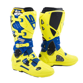 sidi crossfire 3 srs cairoli le boots riding gear rocky mountain atv mc. Black Bedroom Furniture Sets. Home Design Ideas